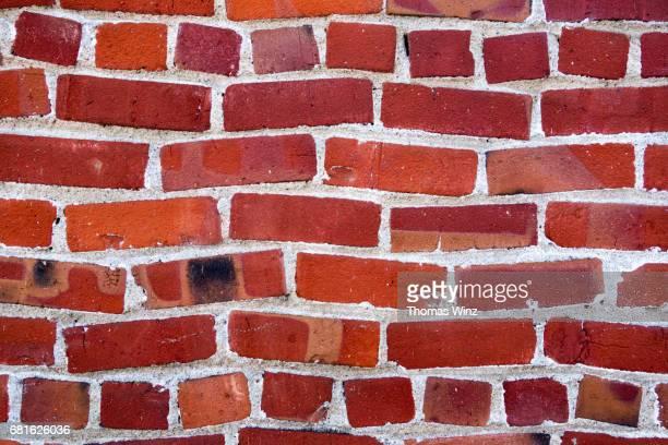 Crooked Brick Wall