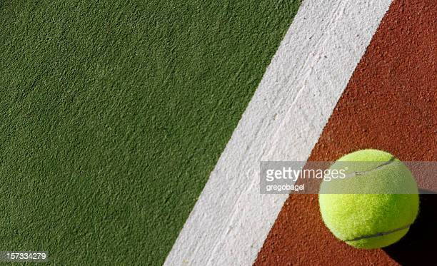 Crooked line tennis