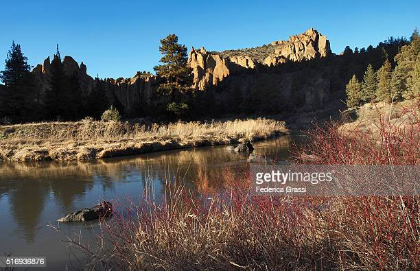 Crooked River, Smith Rock State Park, Oregon