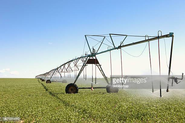 Crop Irrigation Equipment Field Farm Agriculture