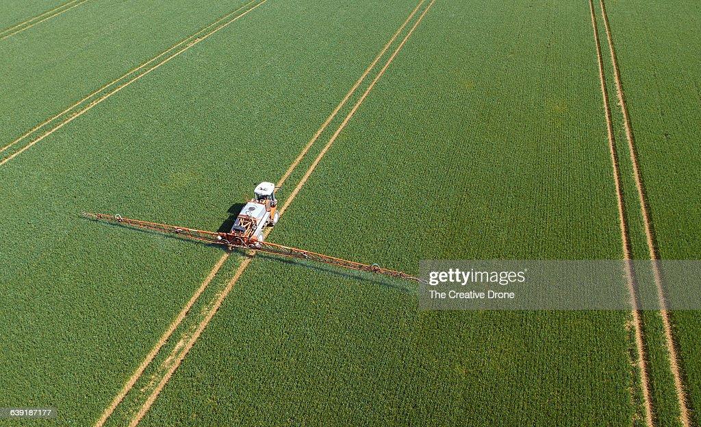 Crop Sprayer : Stock Photo