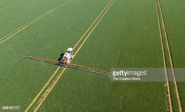 crop sprayer - agriculture stock pictures, royalty-free photos & images