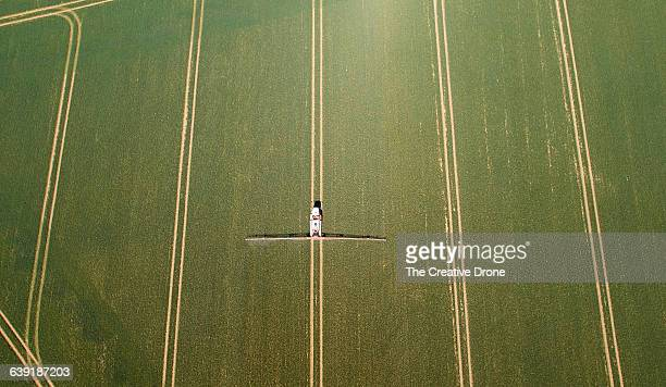 crop sprayer - insecticide stock pictures, royalty-free photos & images
