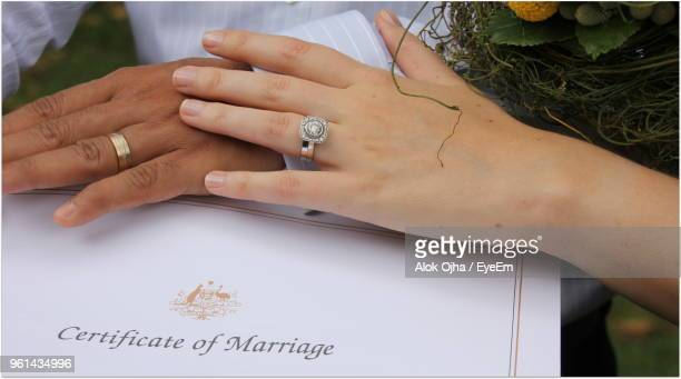 60 Certificate Top Marriage Pictures Photos Images Getty And -