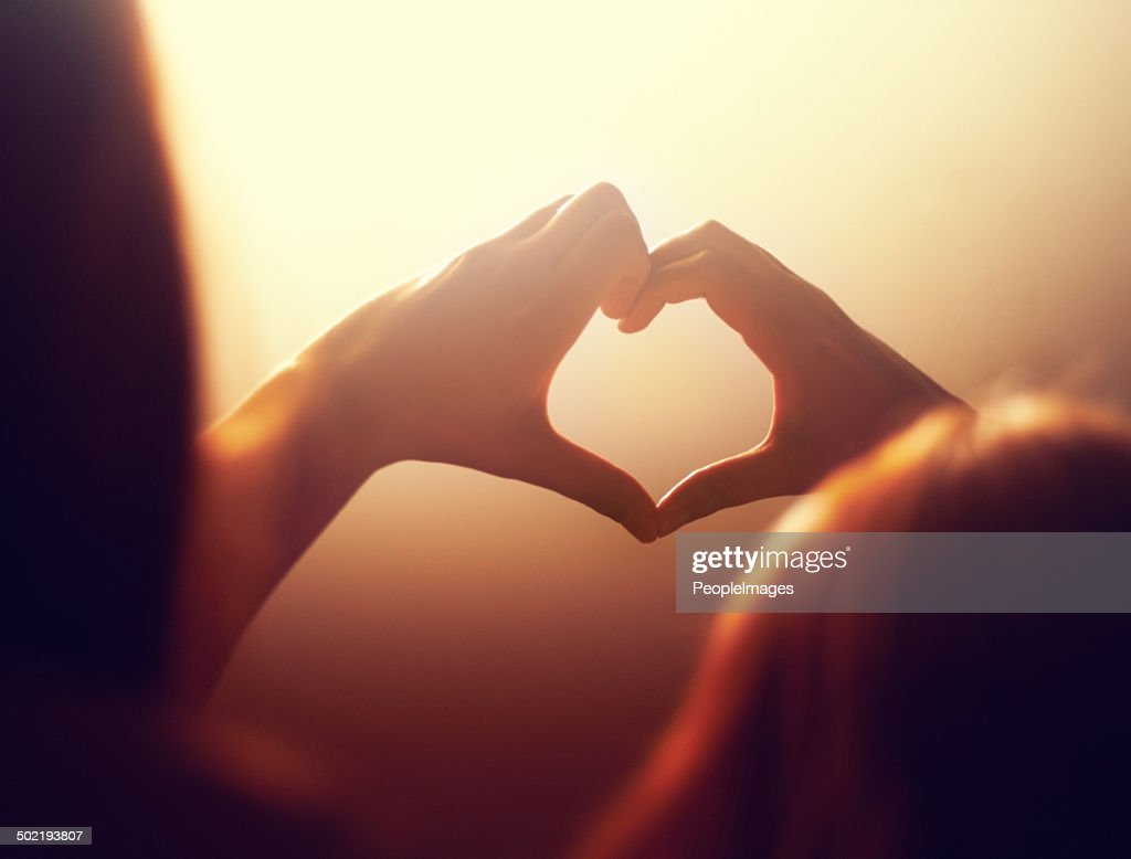 Got a lot of love : Stock Photo