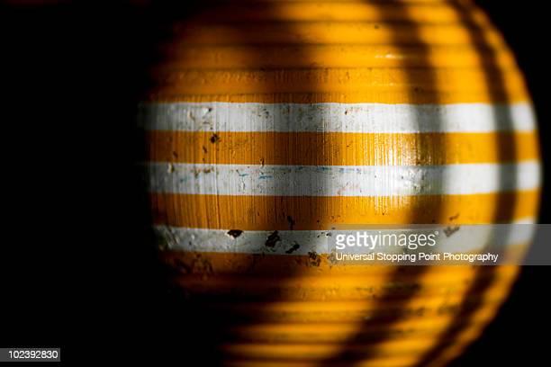 croquet ball In the dark