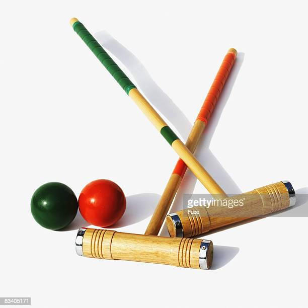 Croquet Balls and Mallets