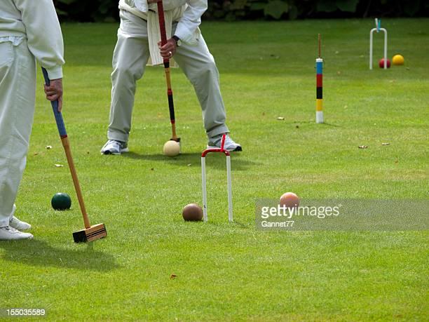 Croquet Players