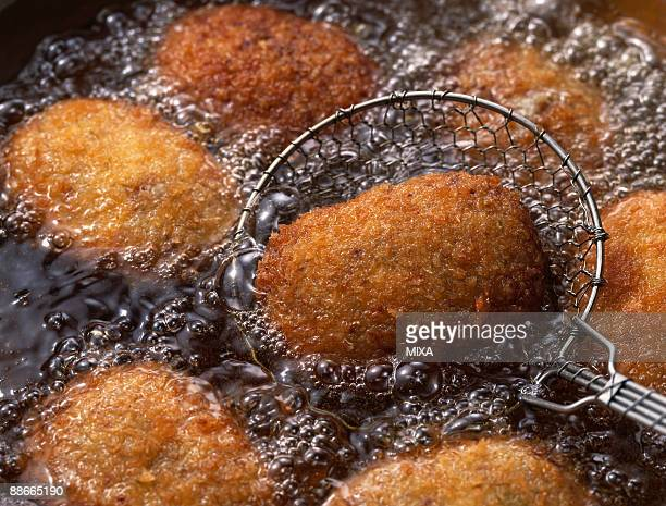 croquette - croquette stock photos and pictures