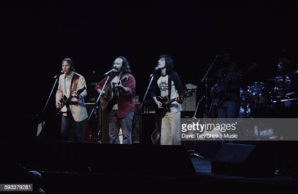 Crosby Stills and Nash live in USA unknown 1994
