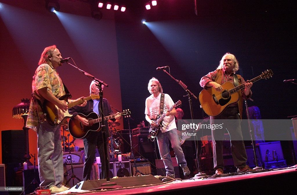 ... MSG Concert10 Pictures. Embed. EmbedLicense. Crosby, Stills, Nash And  Young During Crosby, Stills, Nash And Young