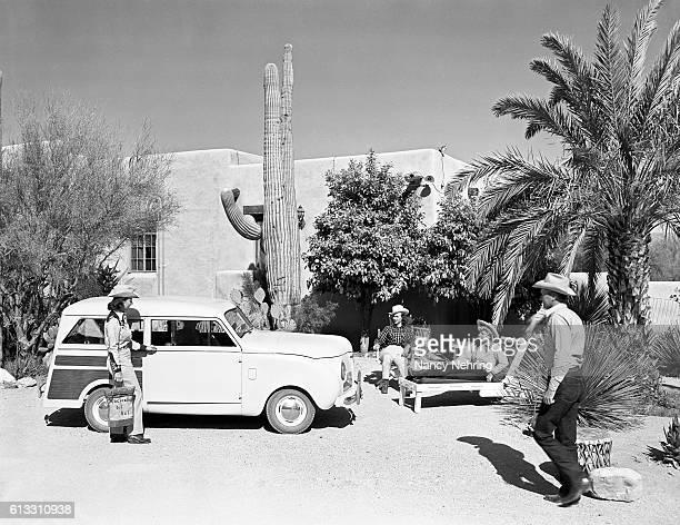 Crosley station wagon 1948