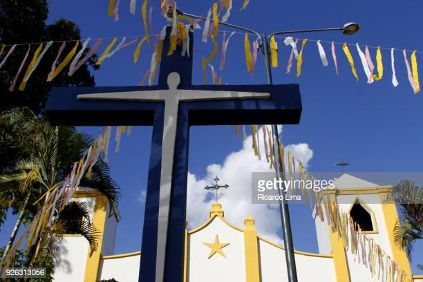 Cross And Catholic Church