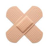 Cross bandaid