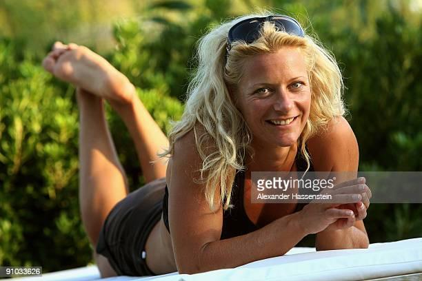 Denise Herrmann  nackt