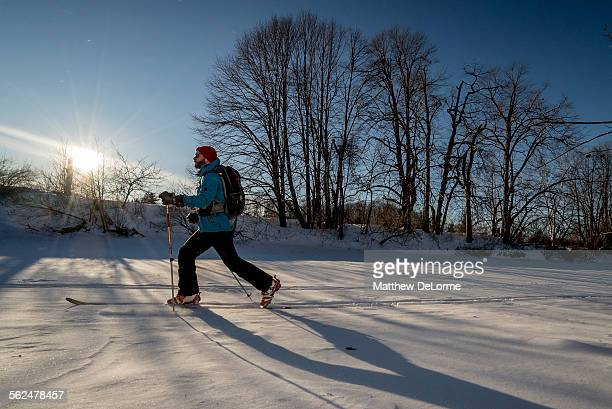 Cross Country Skiing Adventure