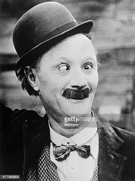Cross Eyed Comedian Ben Turpin