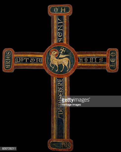 Cross from Bagergue Found in the collection of Museu Nacional d'Art de Catalunya Barcelona