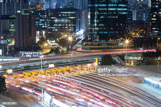Cross Harbour Tunnel Toll
