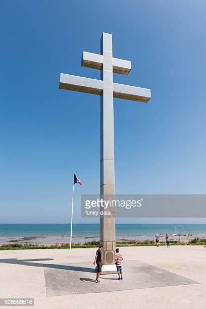 Cross de Lorraine de Juno Beach