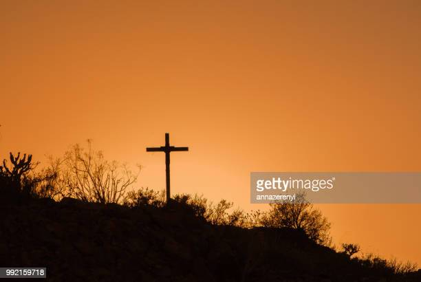 cross - good friday stock pictures, royalty-free photos & images