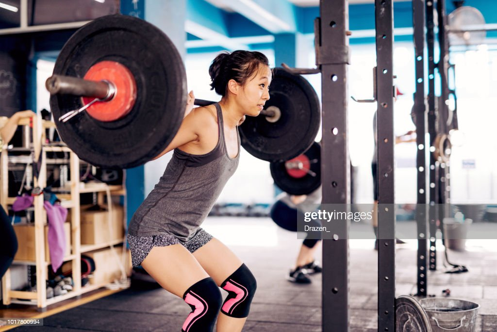 Cross training and healthy lifestyle in Malaysia : Stock Photo
