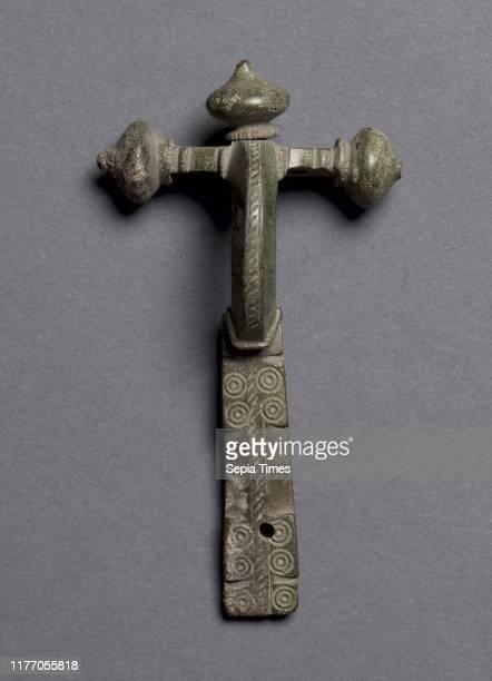 Crossbow Fibula 1200 Italy Roman 1st2nd Century Bronze overall 95 cm