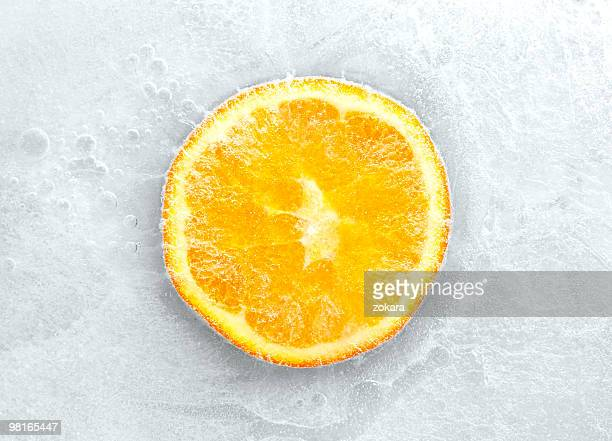 Frozen-orange