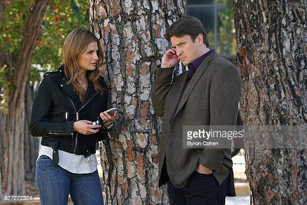 CASTLE Crossfire With their best lead in hand Castle and Beckett are ready to take on LokSat But an unforeseen twist puts their case and their lives...