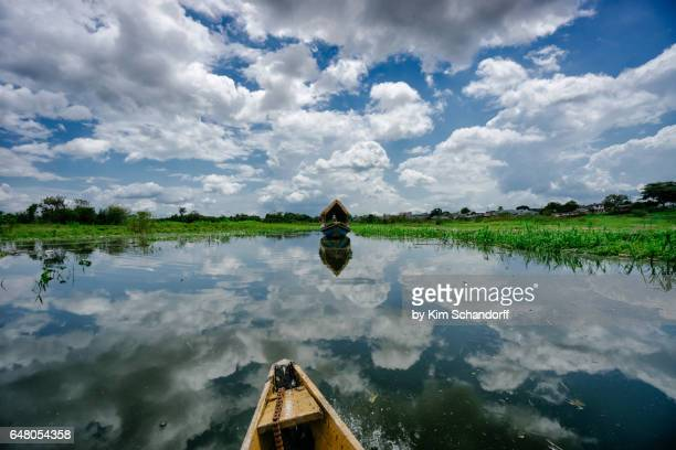 crossing boats - iquitos stock pictures, royalty-free photos & images