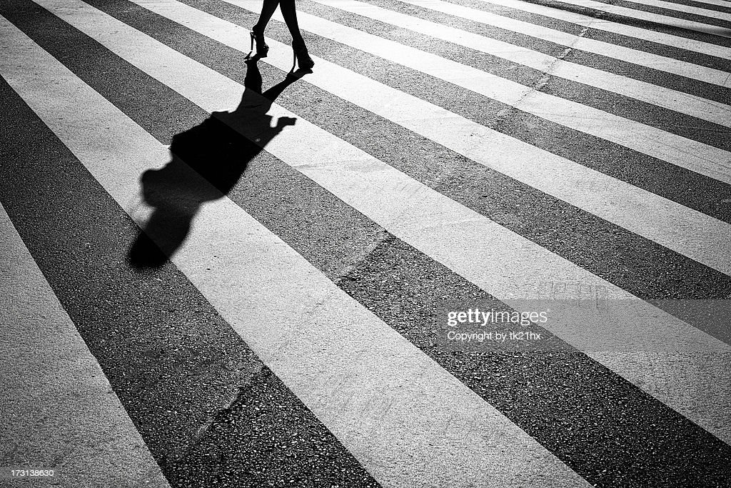 Crossing : Stock Photo
