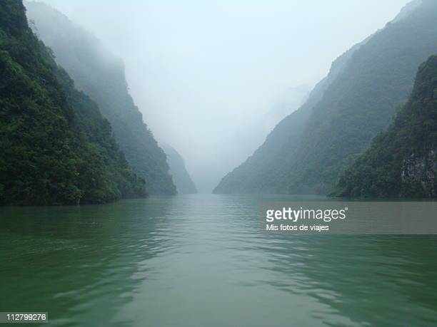 Crossing the Yangtze River