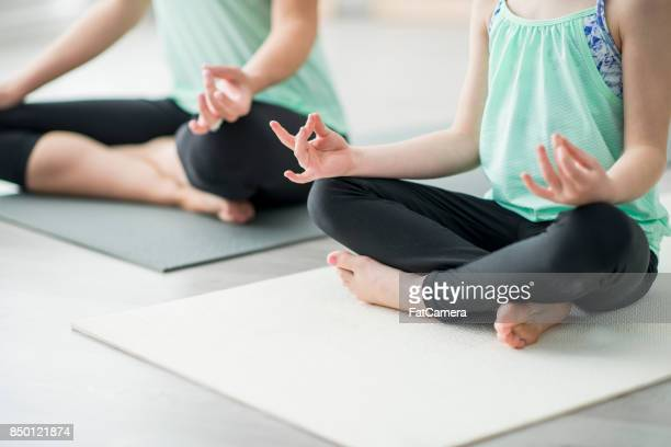 Cross-Legged Meditation