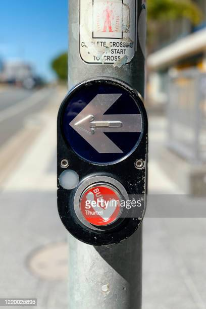 covid-19 crosswalk precaution - viral shedding stock pictures, royalty-free photos & images