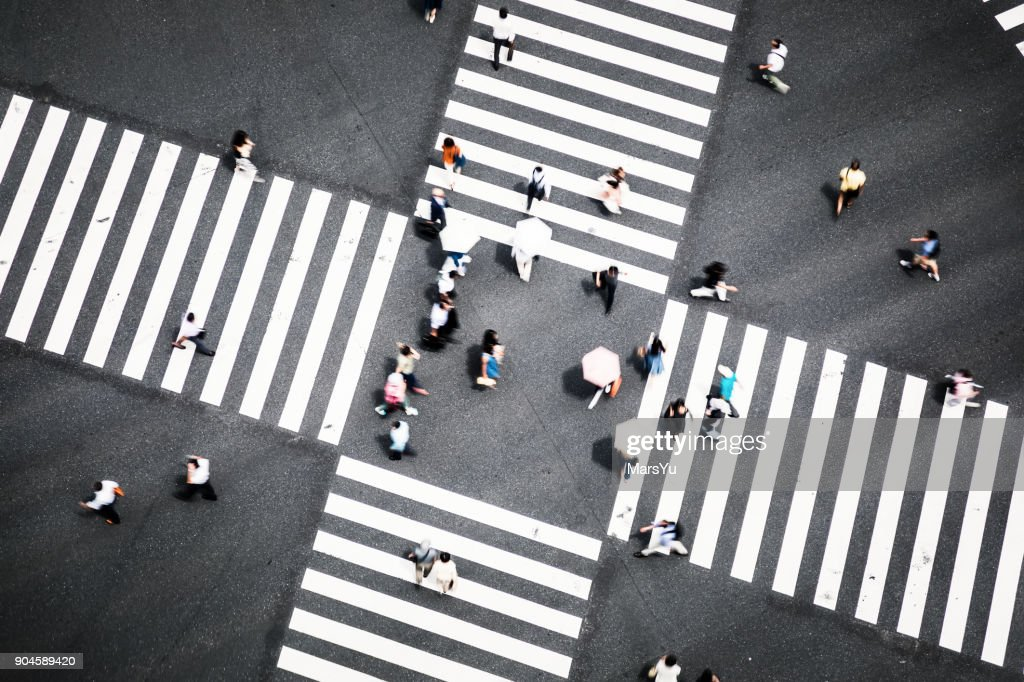Crosswalks : Stock Photo
