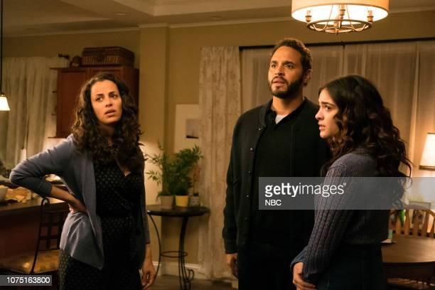 MANIFEST Crosswinds Episode 110 Pictured Athena Karkanis as Grace Stone Daniel Sunjata as Danny Luna Blaise as Olive Stone