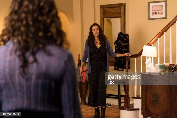 MANIFEST Crosswinds Episode 110 Pictured Athena Karkanis as Grace Stone
