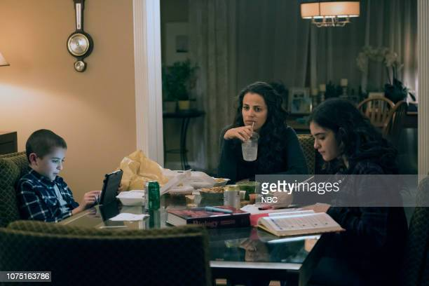 MANIFEST Crosswinds Episode 110 Pictured Jack Messina as Cal Stone Athena Karkanis as Grace Stone Luna Blaise as Olive Stone