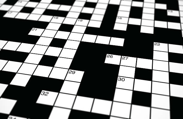Free Crossword Puzzle Images Pictures And Royalty Stock