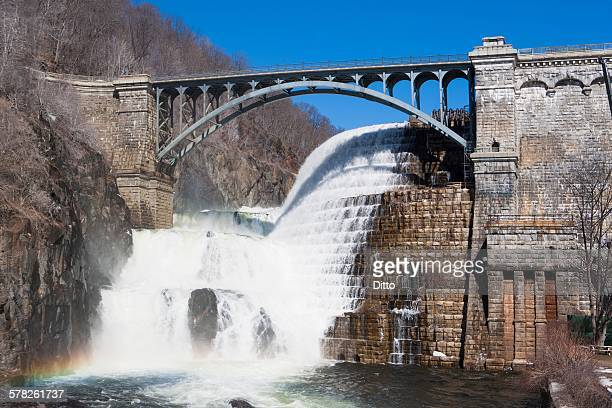 croton dam, new york, usa - westchester county stock photos and pictures