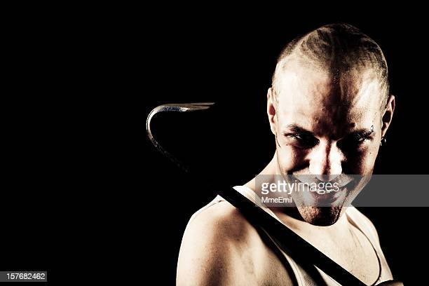 crowbar killer - serial killings stock pictures, royalty-free photos & images
