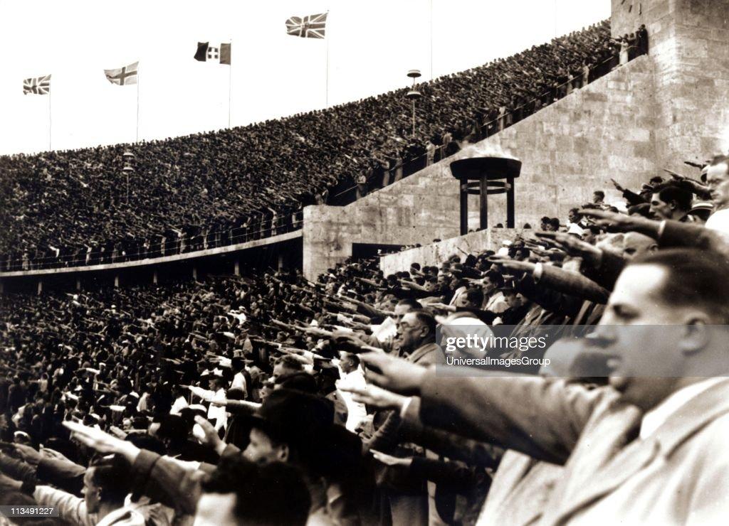Олимпиада 1936 года в Берлине