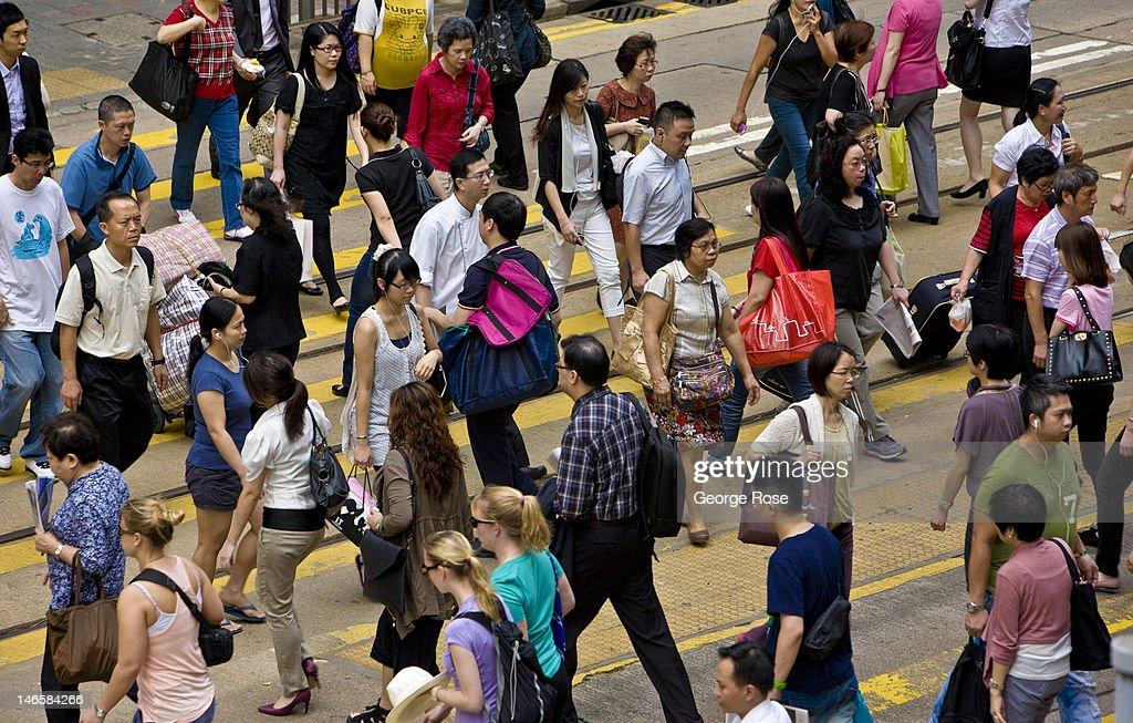 Exploring Exotic Hong Kong : News Photo