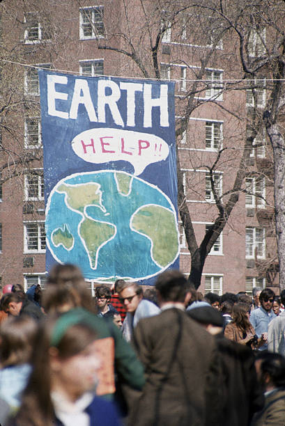 UNS: Celebrating The First Ever Earth Day