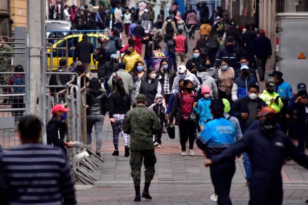 ECU: Daily Life in Quito Amid Coronavirus Pandemic
