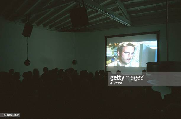 Crowd The Movie Starts during Quantum Project Premiere The First Internet Feature Film Made Specifically for Download Sale on the World Wide Web at...