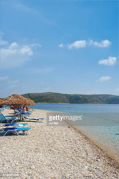 Affollata Agios Dimitrios spiaggia, Alonissos (Alonneso