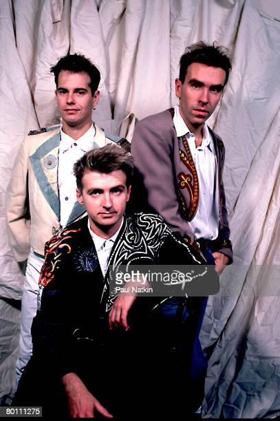 Crowded House on 3/14/87 in Rockford Il