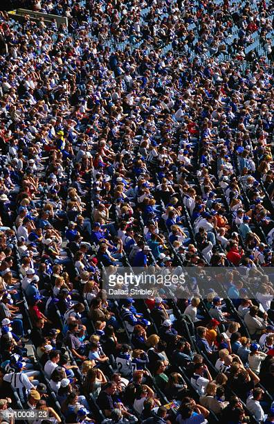 crowds at melbourne cricket ground (mcg). - afl stock pictures, royalty-free photos & images