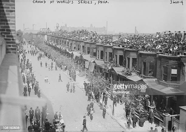 Shibe Park Stock Photos And Pictures Getty Images